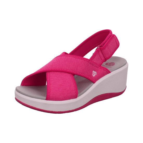 Cloudsteppers by Clarks Keilsandalette Step Cali Cove