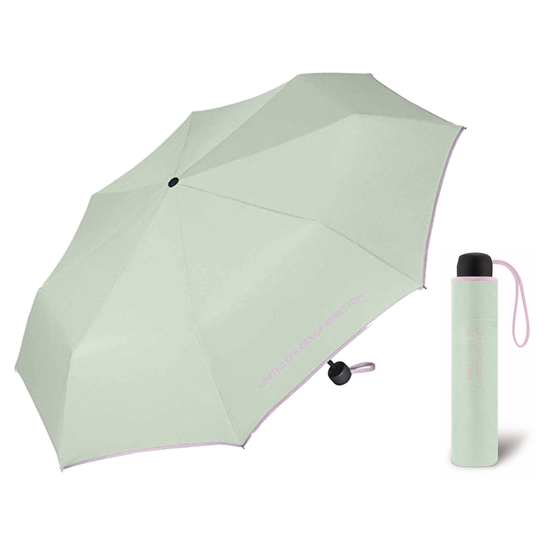 United Colors of Benetton Schirm Super Mini Green Lily