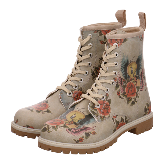 Dogo Boots Tweety with Roses