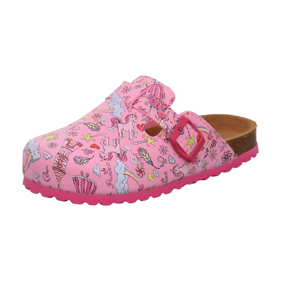 Supersoft Clog Princess