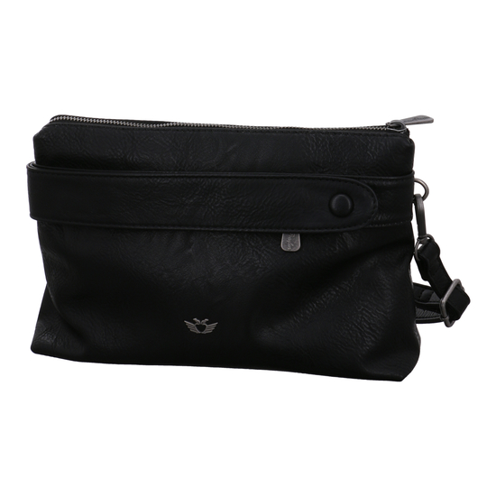 Fritzi aus Preußen Clutch Amal Saddle Black