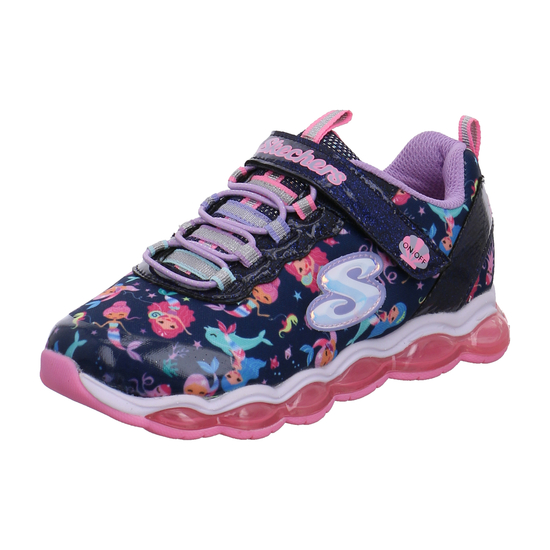 Skechers Sneaker low glimmer lights sea glow