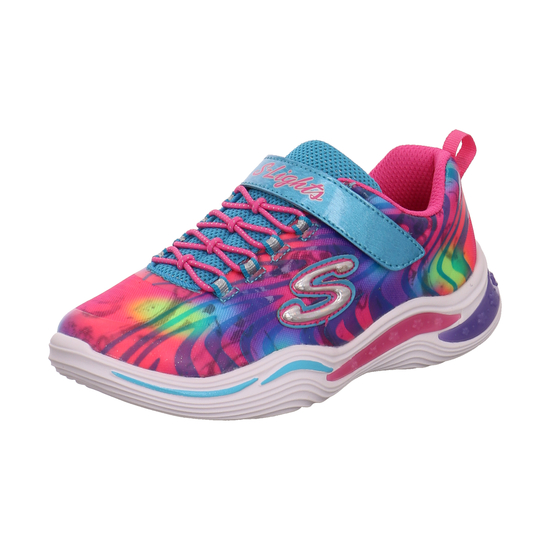 Skechers Sneaker low S Lights Power Petals Flowerspark