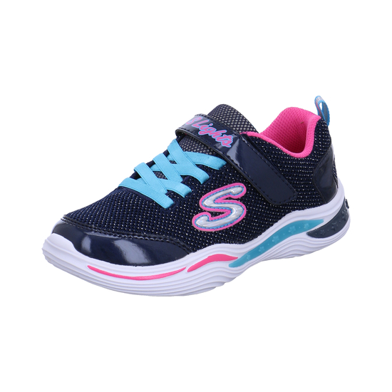 Skechers Sneaker low S Lights Power Petals Glitzy Petals