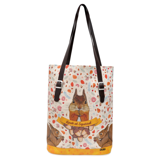 Dogo Shopper Look at squirrel