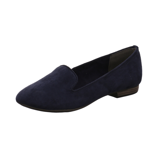 Marco Tozzi Slipper navy