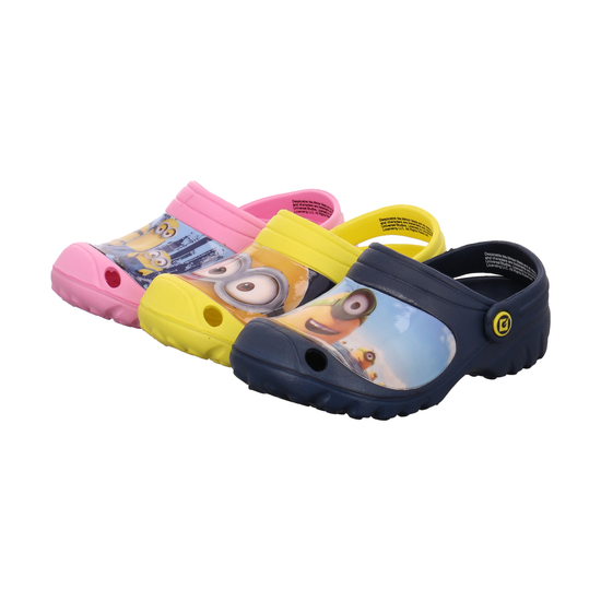 Despicable Me Clog Minions