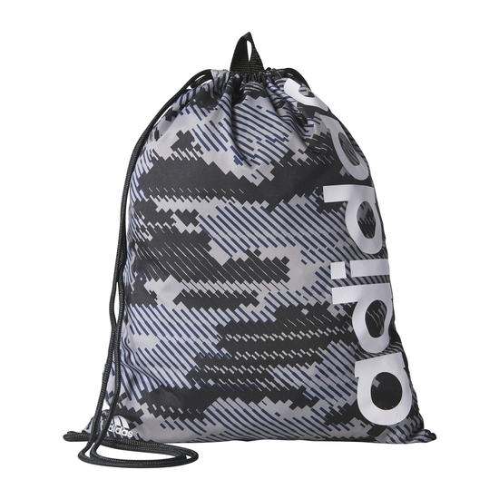 Adidas Sportbeutel Linear Performance Gymbag Graphic