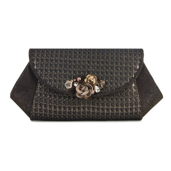 Ruby Shoo Clutch Porto