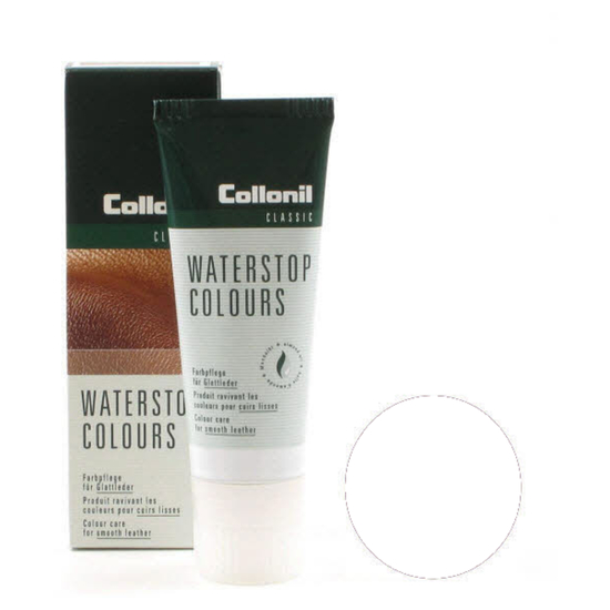 Collonil Pflegecreme Waterstop Colours Weißpflegend