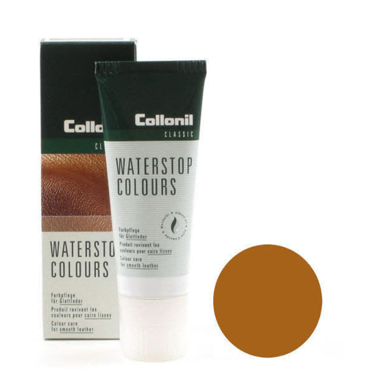 Collonil Pflegecreme Waterstop Colours Hellbraun