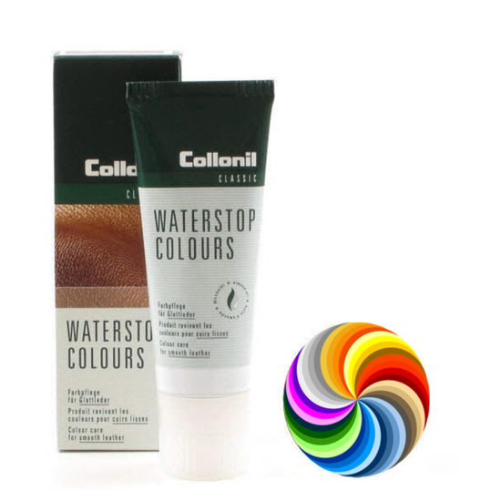 Collonil Pflegecreme Waterstop Colours Multicolor