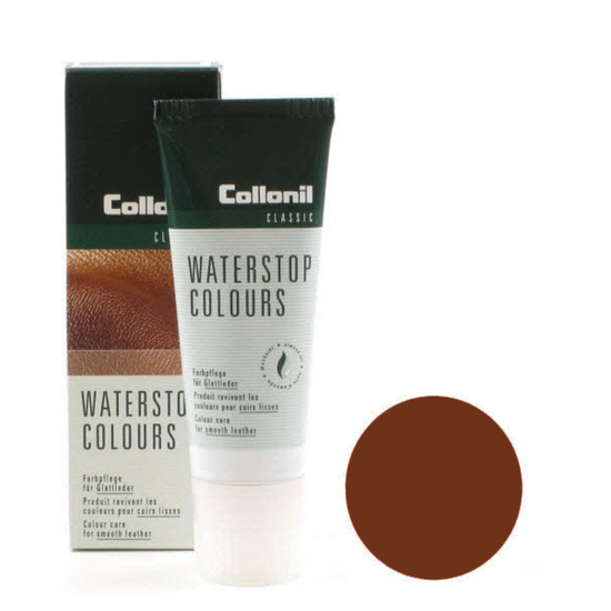 Collonil Pflegecreme Waterstop Colours Mittelbraun