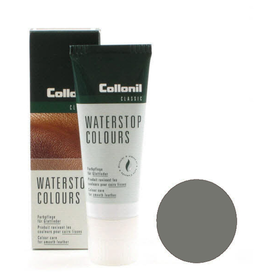 Collonil Pflegecreme Waterstop Colours Mittelgrau