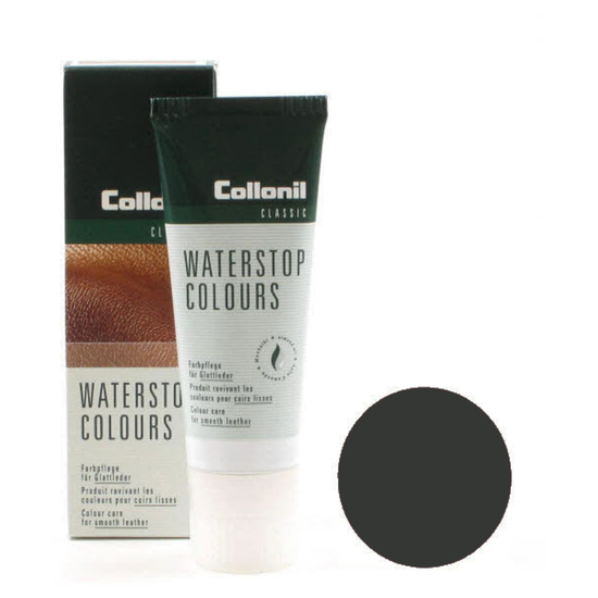 Collonil Pflegecreme Waterstop Colours Dunkelgrau