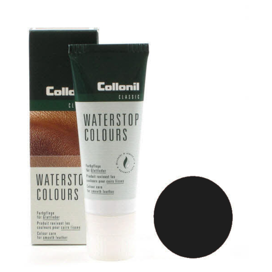 Collonil Pflegecreme Waterstop Colours Schwarz