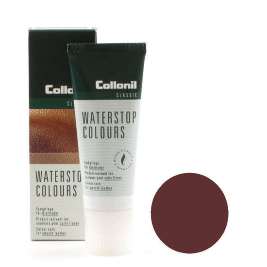 Collonil Pflegecreme Waterstop Colours Bordeaux-Mahagoni