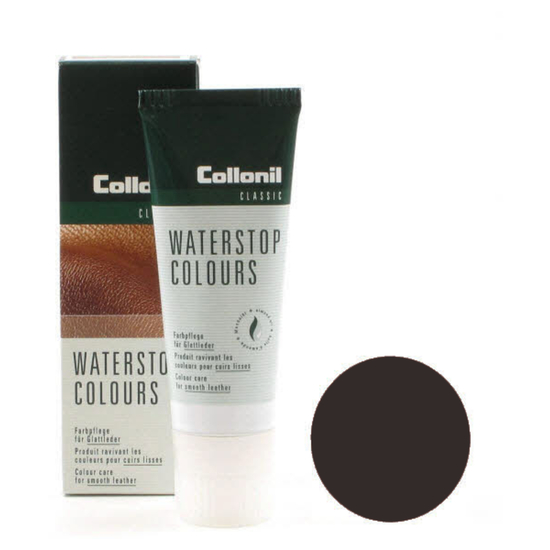 Collonil Pflegecreme Waterstop Colours Dunkelbraun