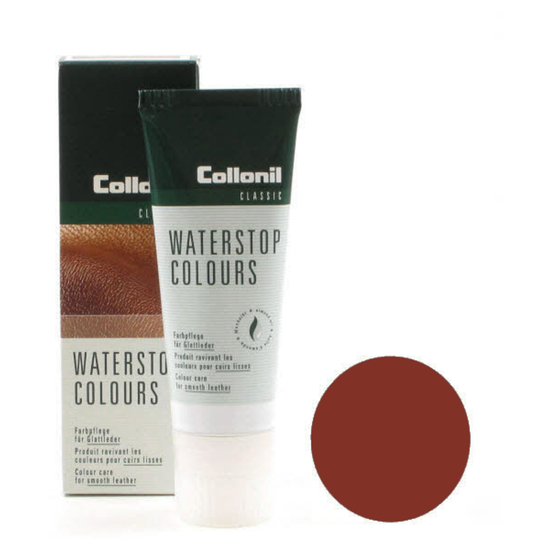 Collonil Pflegecreme Waterstop Colours Cognac