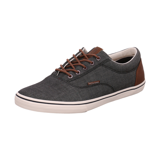 Jack&Jones Sneaker low JFW Vision Chambray Mix SS Anthracite