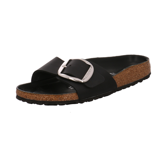 Birkenstock Pantolette Madrid Big Buckle