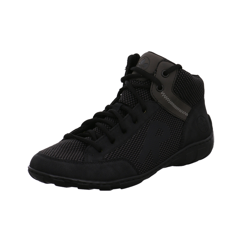 Rieker Sneaker high für Damen in schwarz im Sale | P&P Shoes