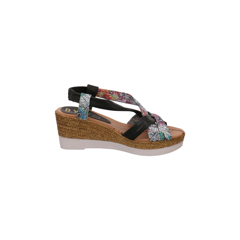 Double You by Dessy - Keilsandalette  für  49,95 €