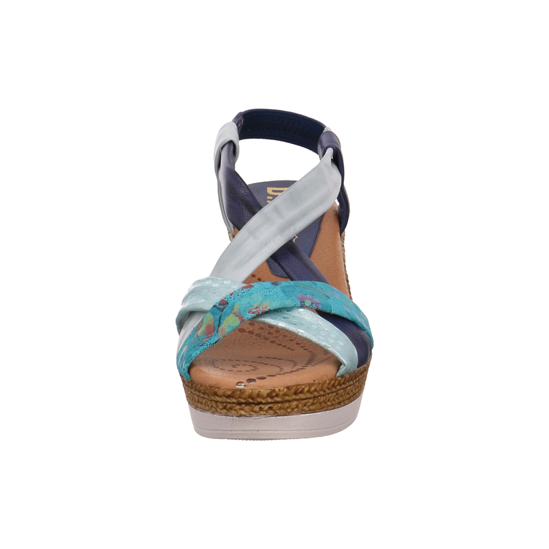 Double You by Dessy - Keilsandalette  für  39,95 €