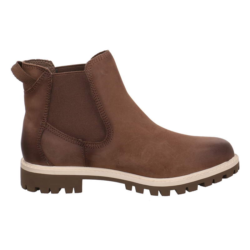 Tamaris Chelsea Boot für Damen in braun im Sale | P&P Shoes