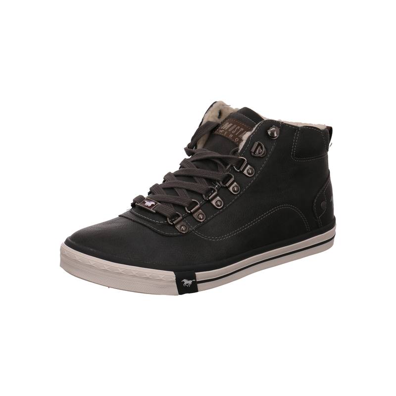 Mustang Sneaker high für Herren in grau im Sale | P&P Shoes