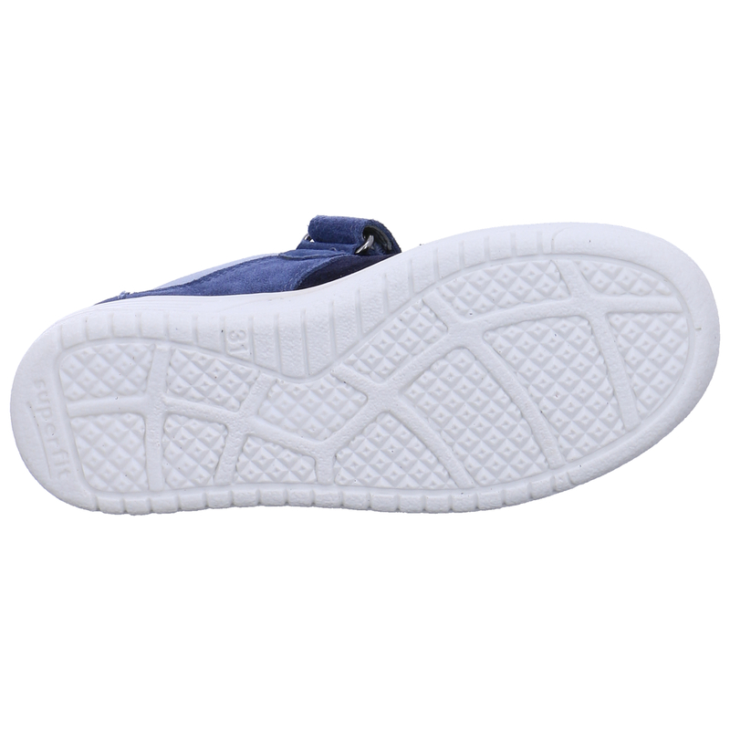Superfit Sneaker Für Earth amp;p Mädchen BlauP In Low Shoes 3j5A4RL