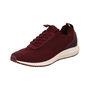 Woms Lace-up bordeaux