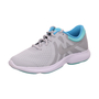 Girls' Nike Revolution 4 (GS),PURE grau/blau