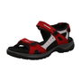 069563 Ecco Voting DA chili red/concrete/black