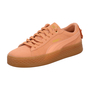 Puma Smash Platform Frill,DUSTY COR dusty coral