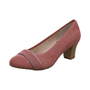 Woms Court Shoe mauve