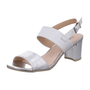 Woms Sandals silver/white