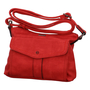 ADRIANA CROSSBODY S chili rot