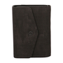 Small Wallet with Flap black